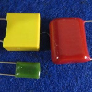 AC конденсаторы